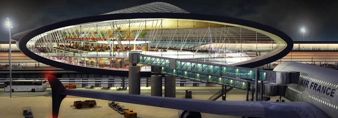 TAC Construction choose Logo Tiger Plus as the ERP Solution for the new Bahrain International Airport